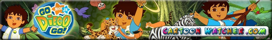 Go Diego Go - Cartoon Watcher .com